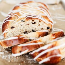 Rum Raisin Bread