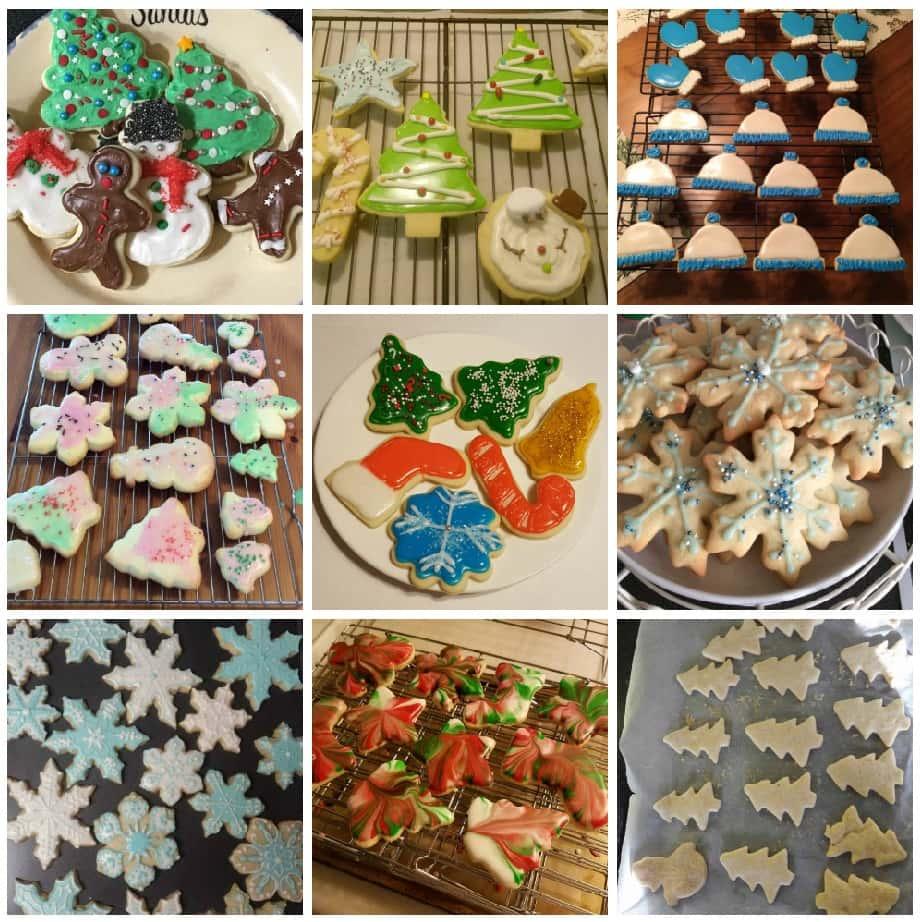 Sugar Cookie Baking Challenge