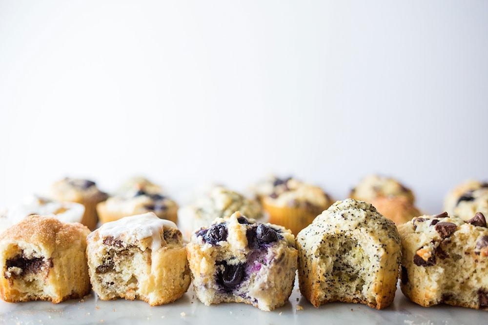 Ultimate Muffin Recipe