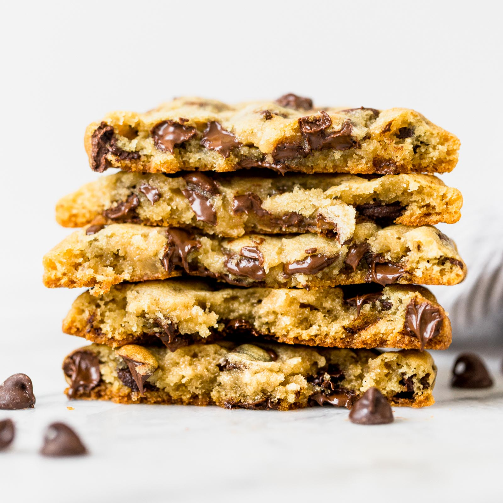 Bakery Style Chocolate Chip Cookie Challenge