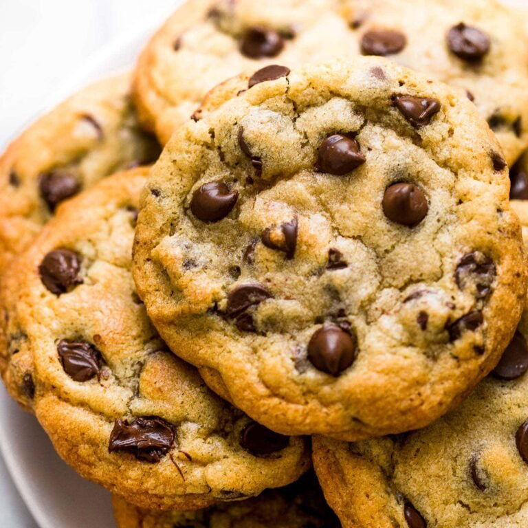 Chocolate Chip Cookie Recipe Brown Sugar Free