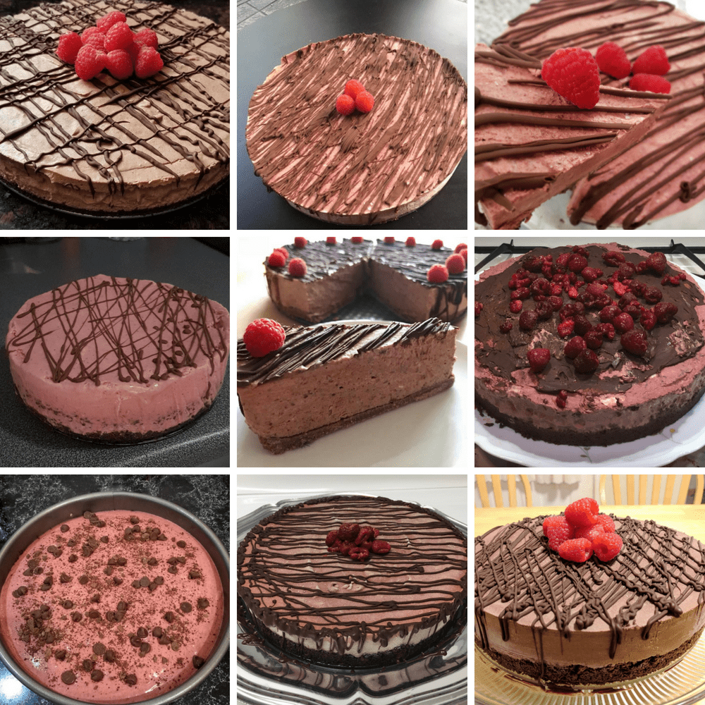 July Baking Challenge Entries