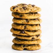 October Baking Challenge recipe: pumpkin cookies