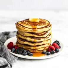 The Best Pancake Recipe