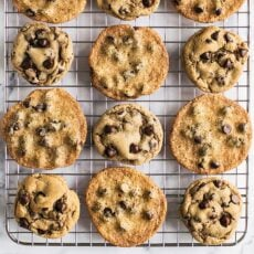 How to Bake THICK Cookies