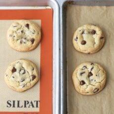 Silpat vs. Parchment Paper