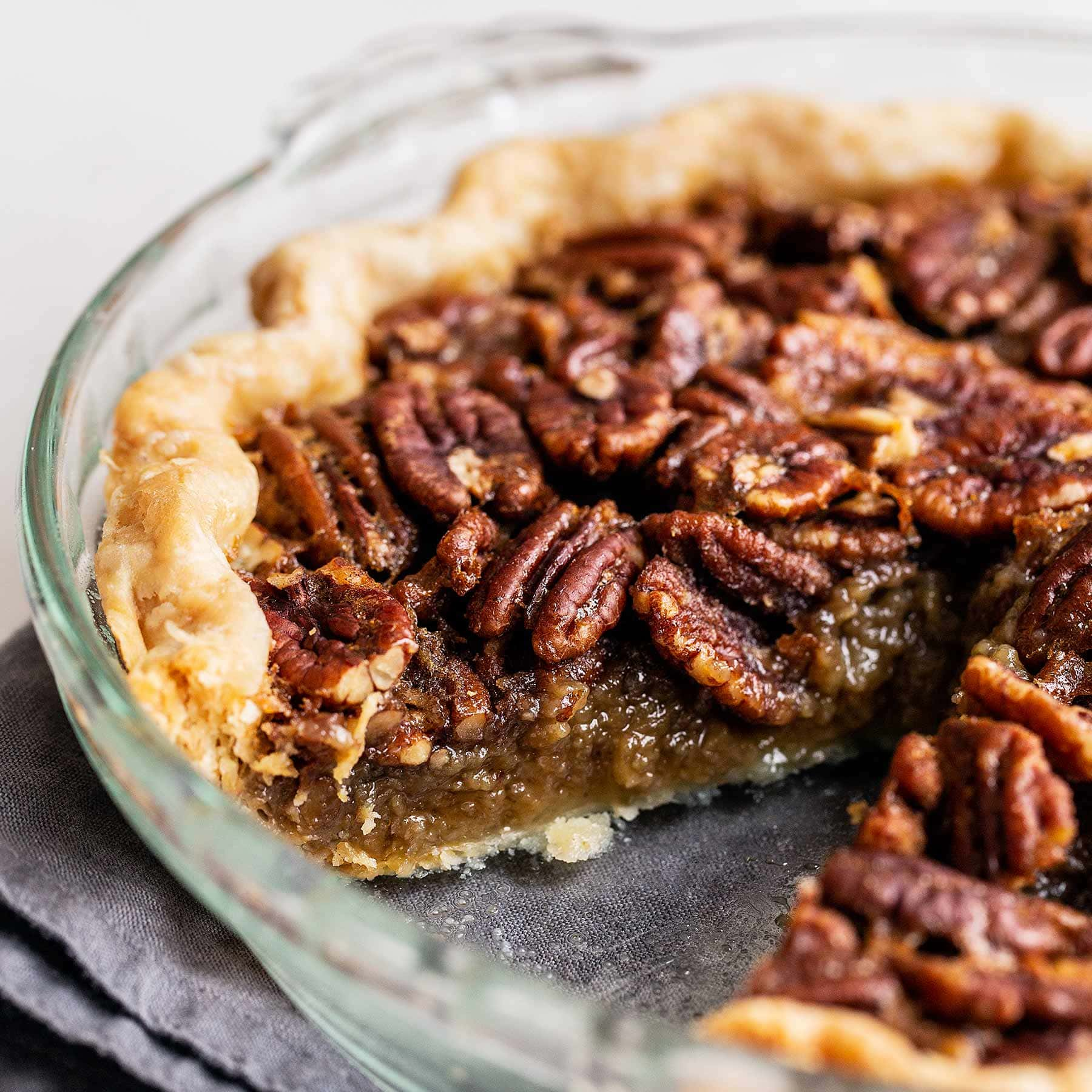 The Best Pecan Pie Recipe Handle The Heat