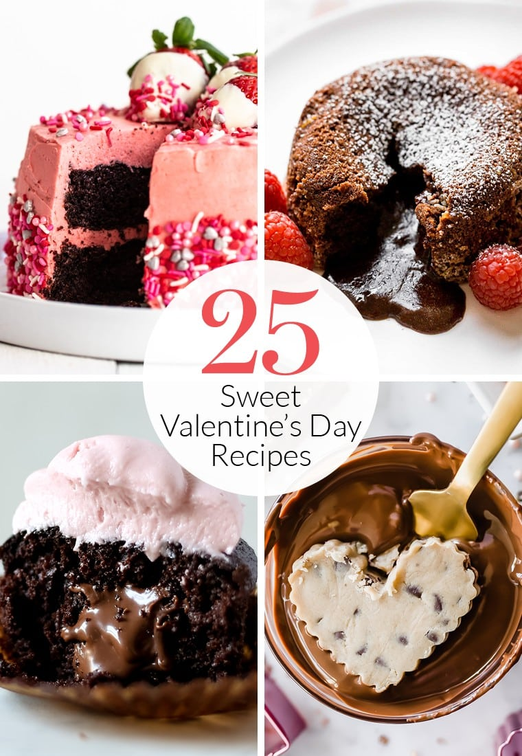25 Sweet Valentine's Day Recipes