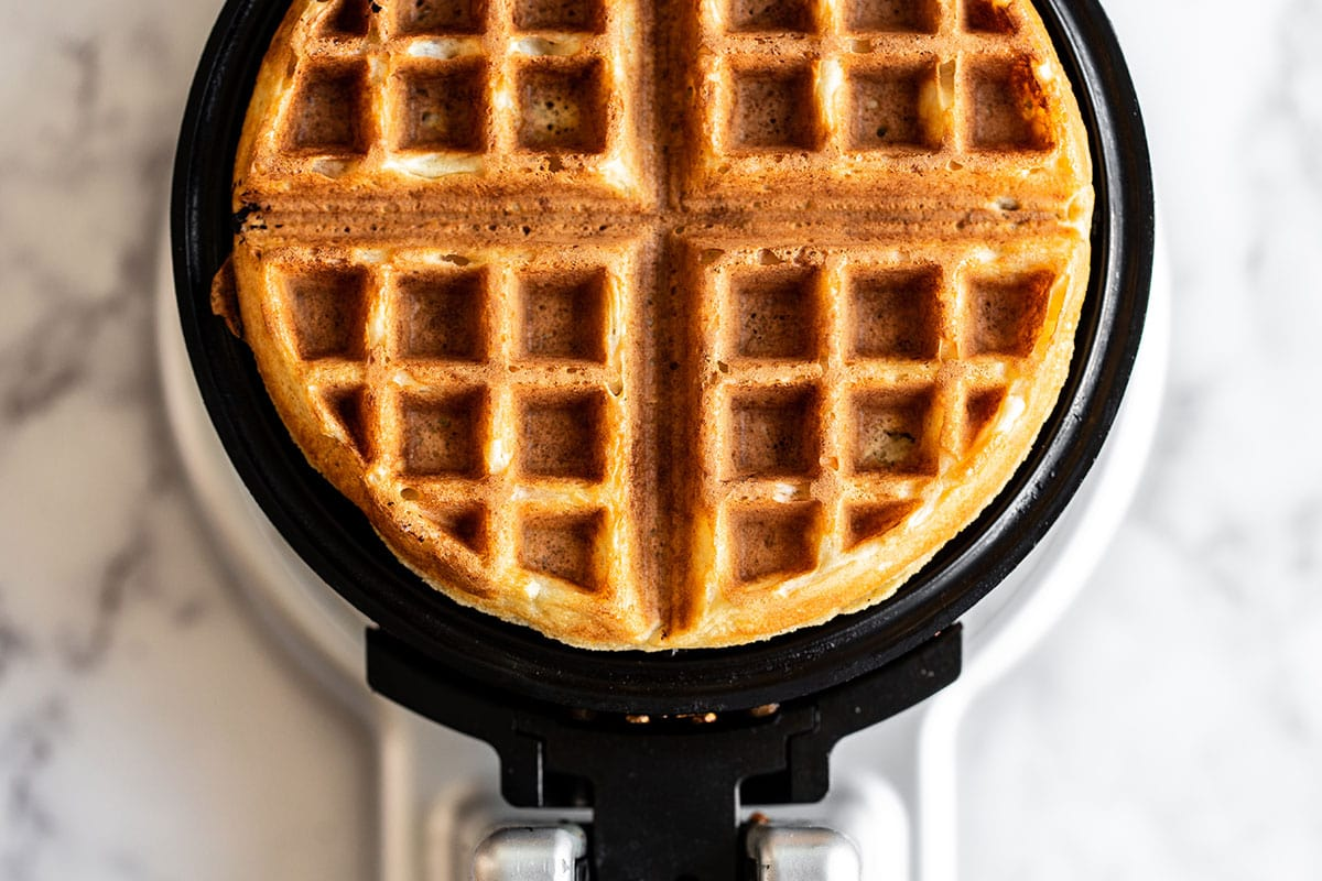 Best Homemade Waffle Recipe Handle The Heat