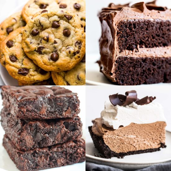 top recipes of 2020 photo collage