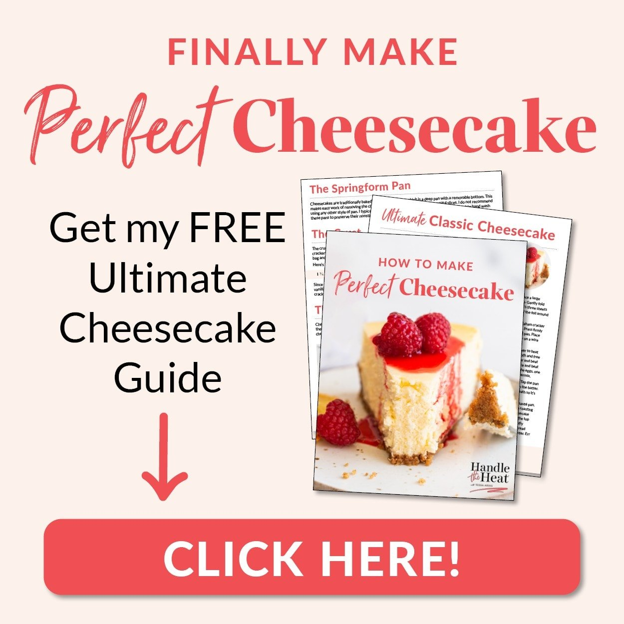 Perfect Cheesecake Guide