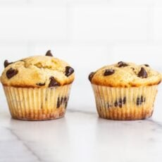 How to Bake Tall Bakery Style Muffins