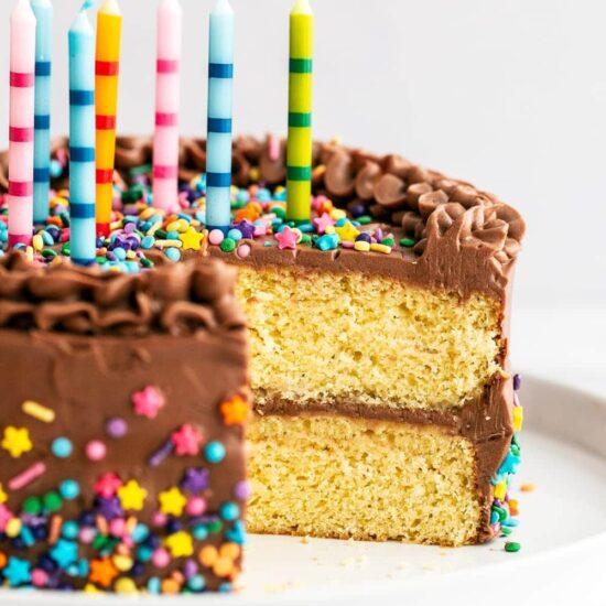 Best Birthday Cake Challenge