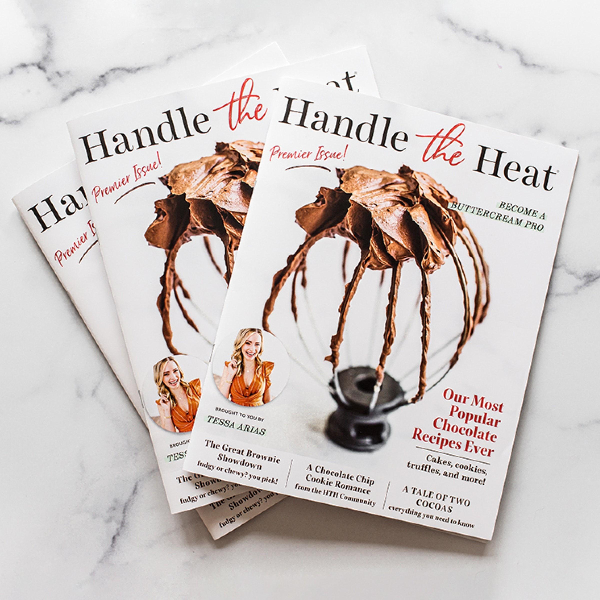 Handle the Heat Magazine Cover