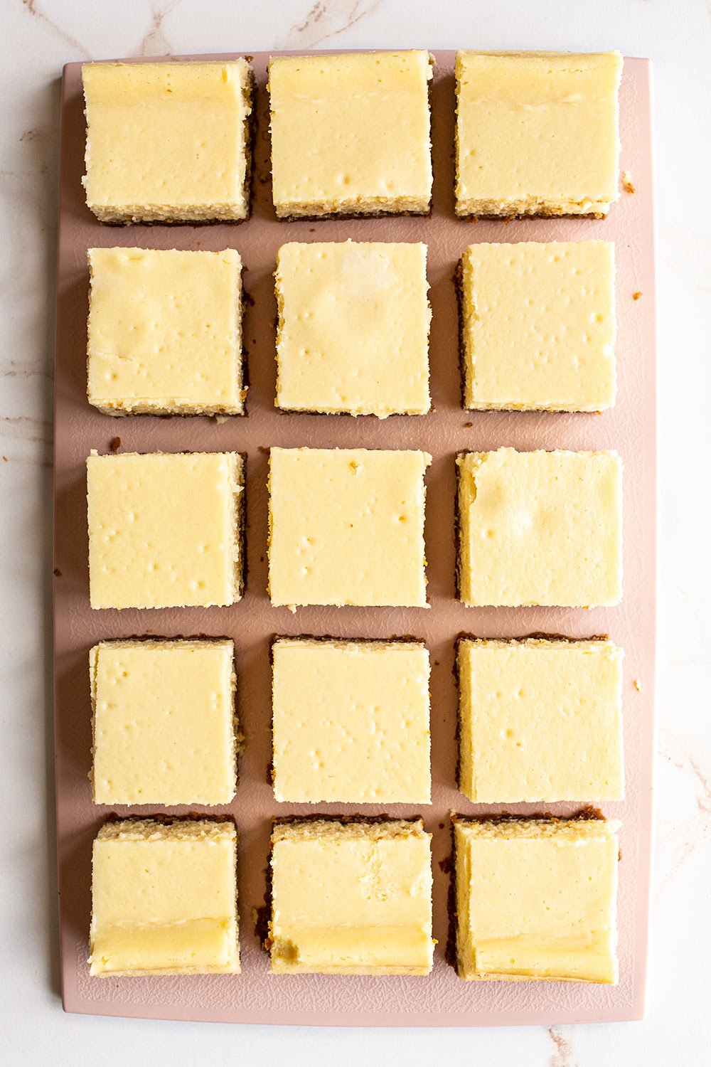 Best Cheesecake Squares