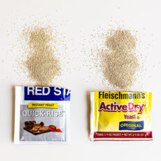 Active Dry Yeast vs. Instant Yeast