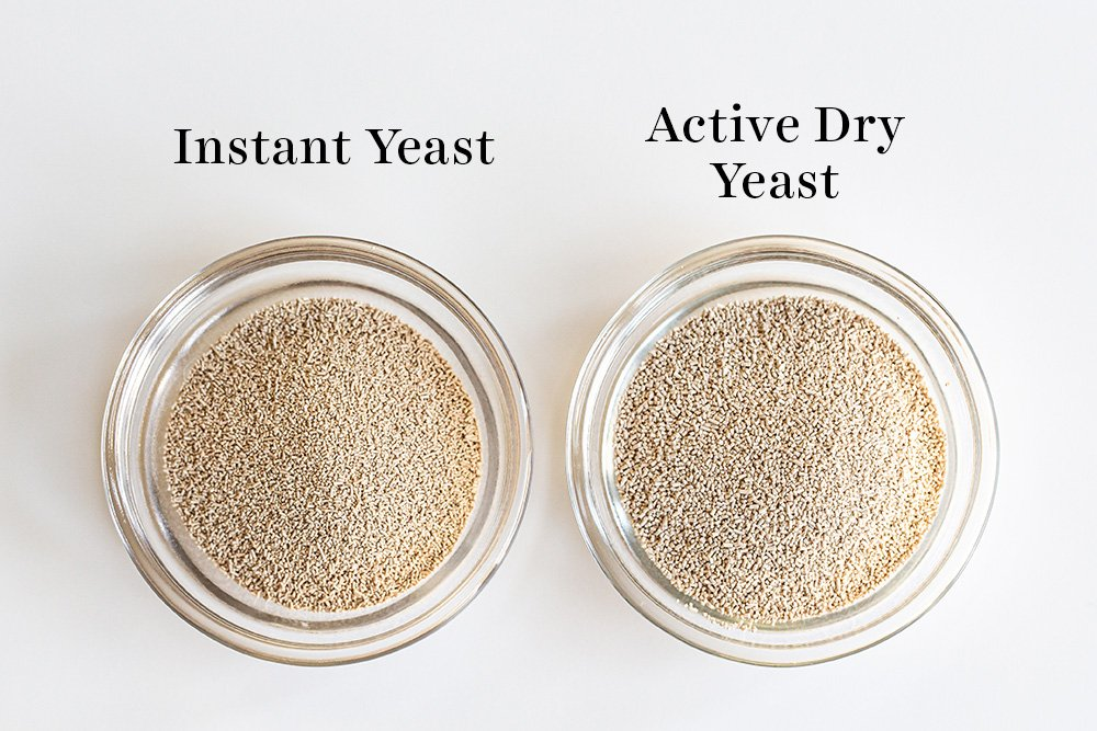 is dry yeast the same as instant yeast